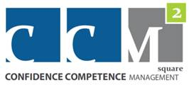 Projektlogo: Confidence Competence Management square